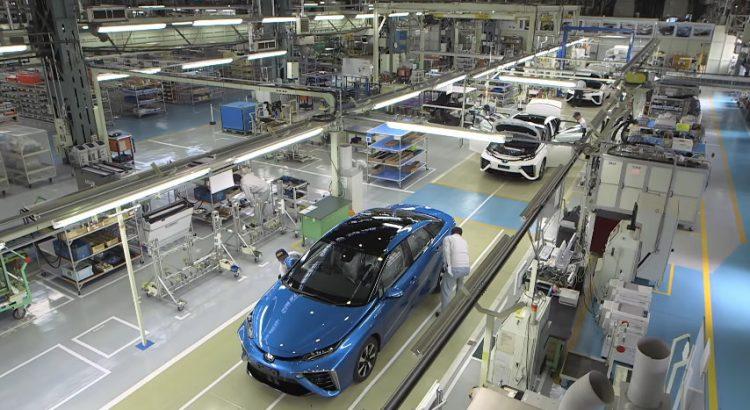 Toyota ciągle doskonali się łamiąc status quo