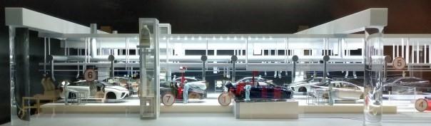 Stary typ linii produkcyjnej Toyoty