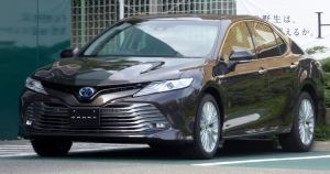 Toyota Camry porównanie kosztów produkcji USA Japonia